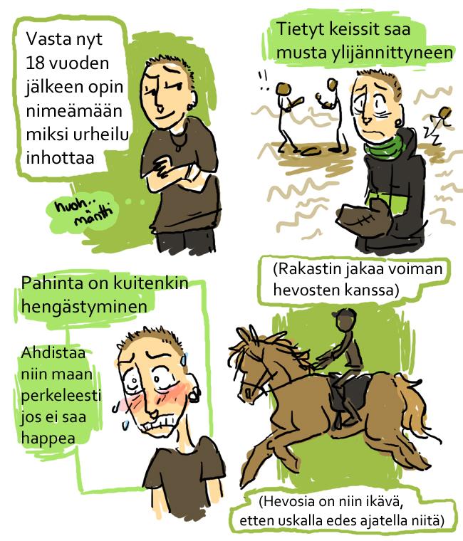 henki hevoset