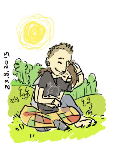 aurinkoihminen