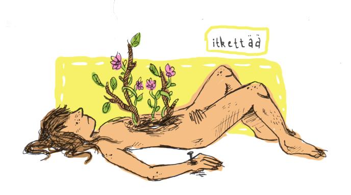 kukkiva suolisto joo o