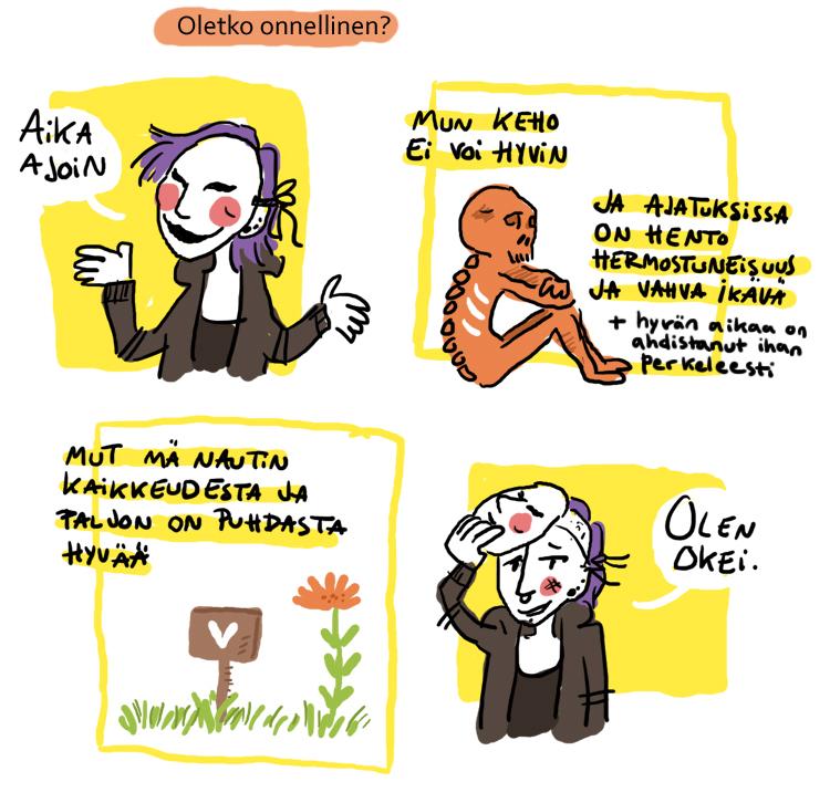 vastaukset mimosa