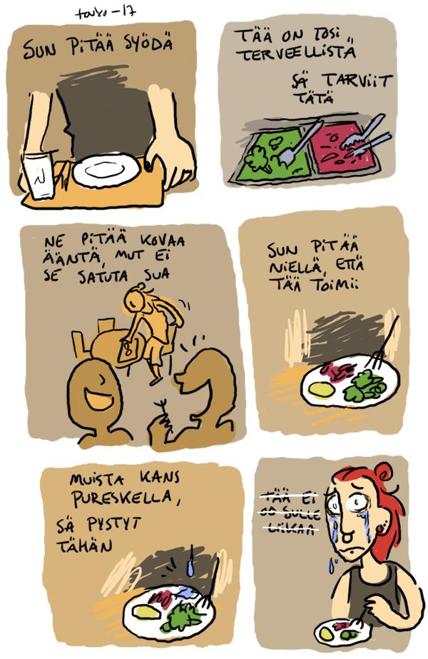 syömistuska